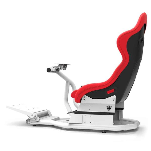 rseat rs1 red white 05